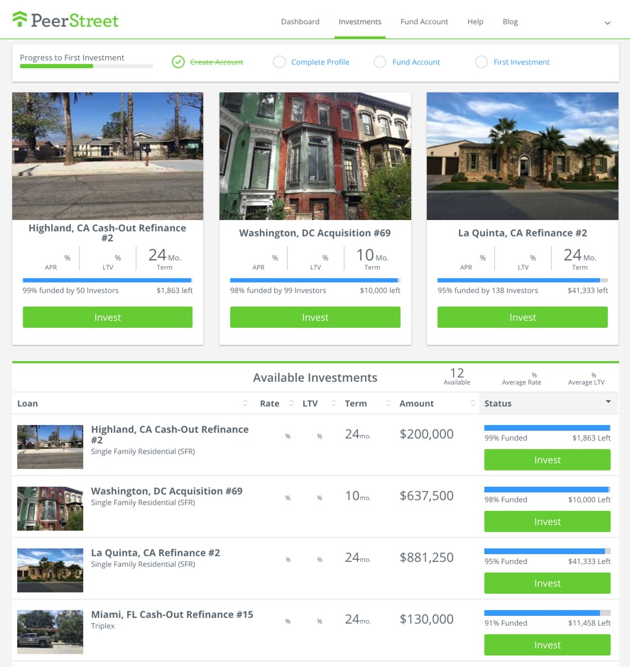 Diversify Your Portfolio with PeerStreet Investments
